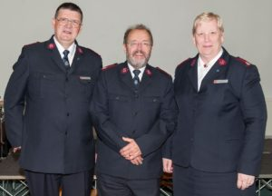 Read more about the article New Officers Installed