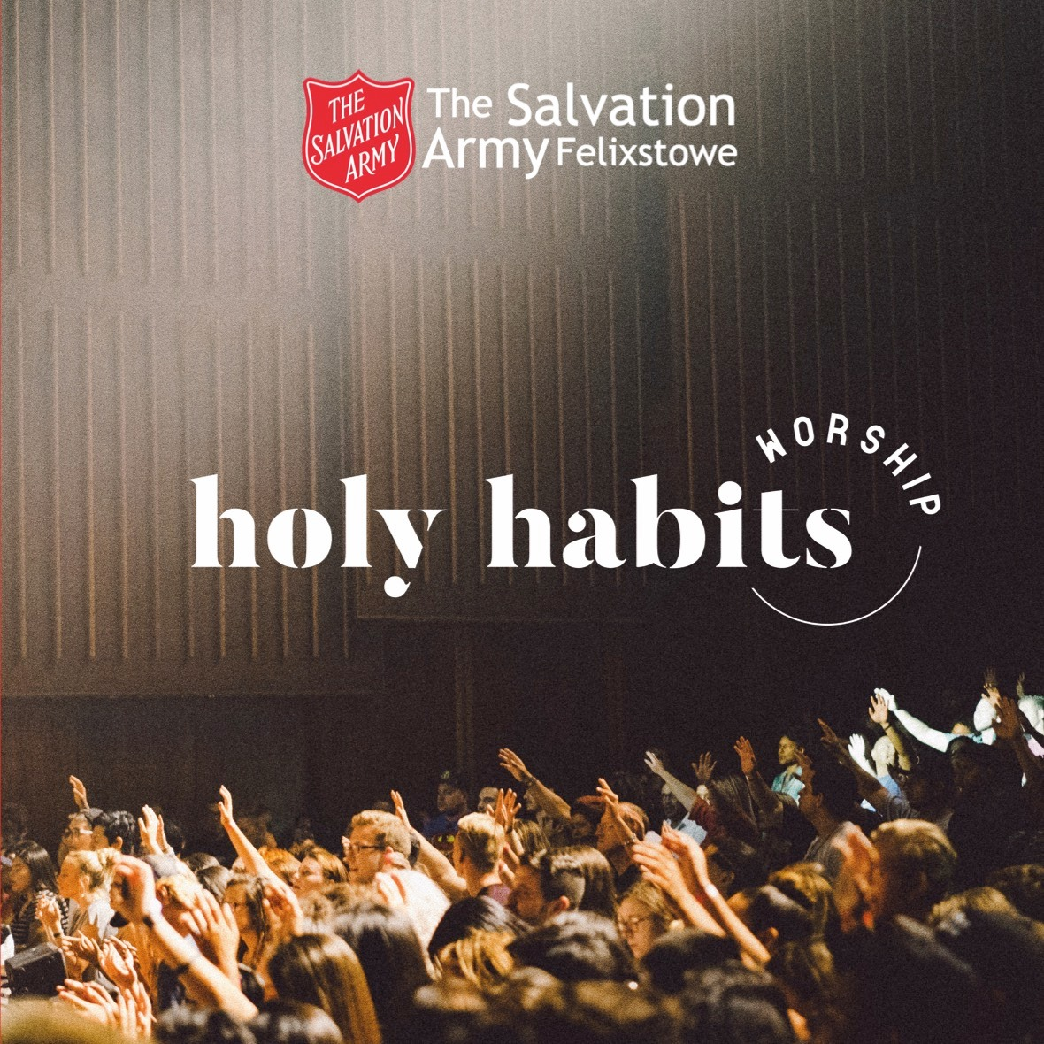 Sunday Morning Service – Holy Habits 'Worship'